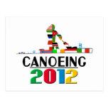 2012: Canoeing Postcards