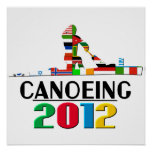 2012: Canoeing Posters