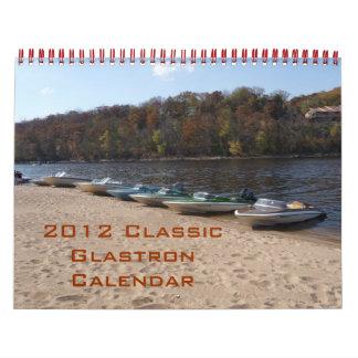 2012 CGOAMN Classic Glastron Calendar