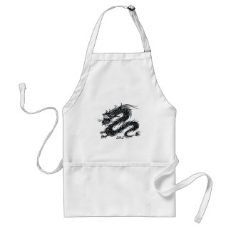 2012 Chinese New Year The Year of The Dragon Aprons