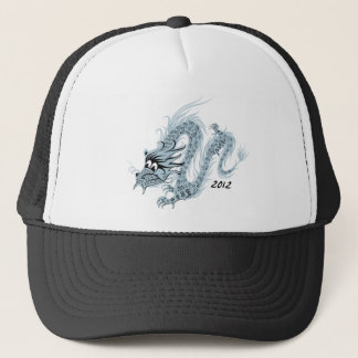2012 Chinese New Year, The Year of The Dragon Trucker Hat