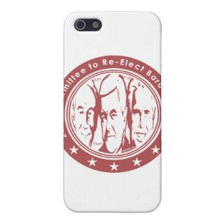 2012 Committee to Re Elect Barack Obama iPhone 5 Covers