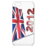 2012 con la bandera de Gran Bretaña