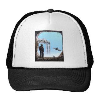 2012- Confronting Inevitability - Custom Print! Trucker Hat