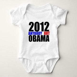 2012: Cualquiera pero Obama Polera