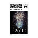 2012 Customizable postage stamp