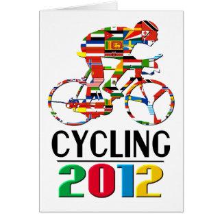 2012: Cycling Card