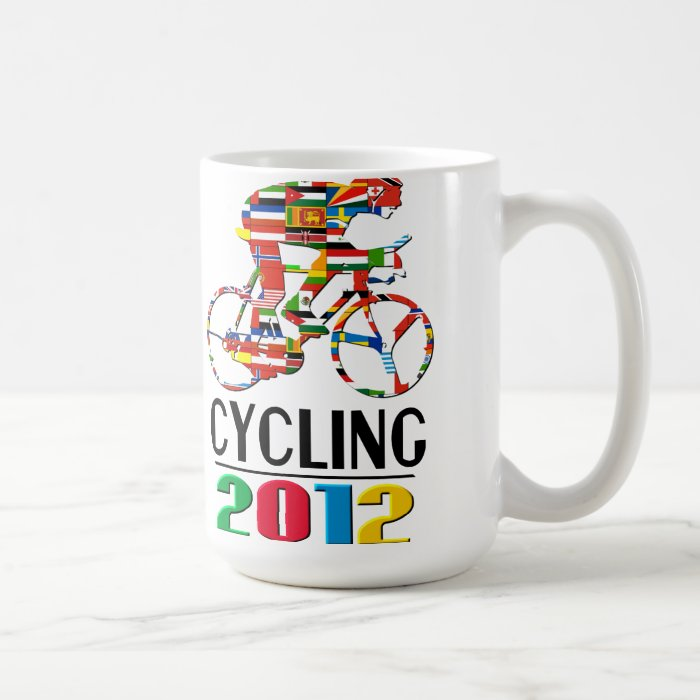 2012: Cycling Coffee Mug