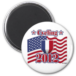 2012 Cycling Magnet
