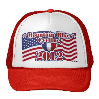 2012 Cycling Mountain Bike Trucker Hat