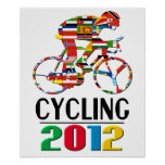 2012: Cycling Posters