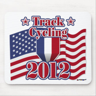 2012 Cycling Track Mouse Pads
