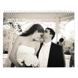 2012 - Dedicación Calendario
