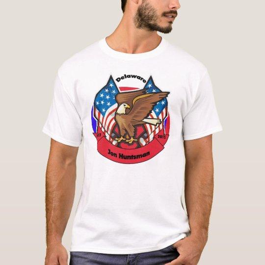 2012 Delaware for Jon Huntsman T-Shirt