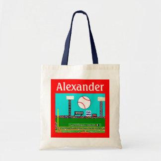 2012 deportes de los niños personalizaron la bolsa