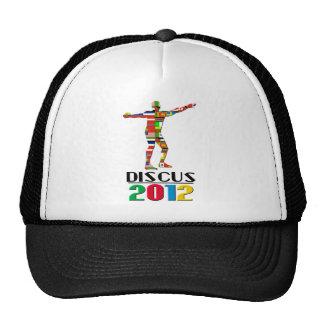 2012: Discus Trucker Hats