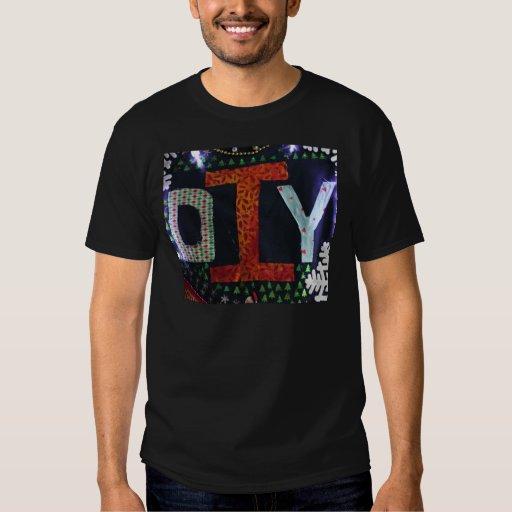 2012 DIY Christmas Sweater Shirt