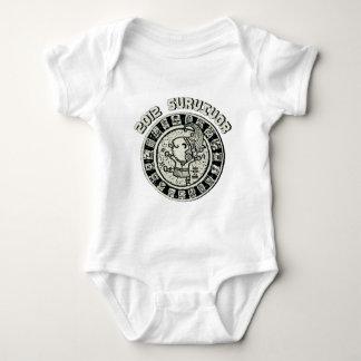 2012 Doomsday Survivor.png Baby Bodysuit