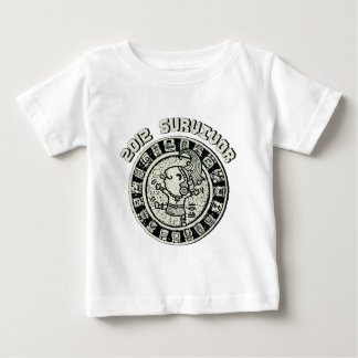 2012 Doomsday Survivor.png Baby T-Shirt