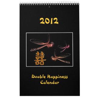 2012 Double Happiness Calendar