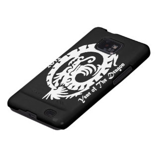 2012 Dragon Celebrating Chinese New Year Samsung Galaxy S2 Covers