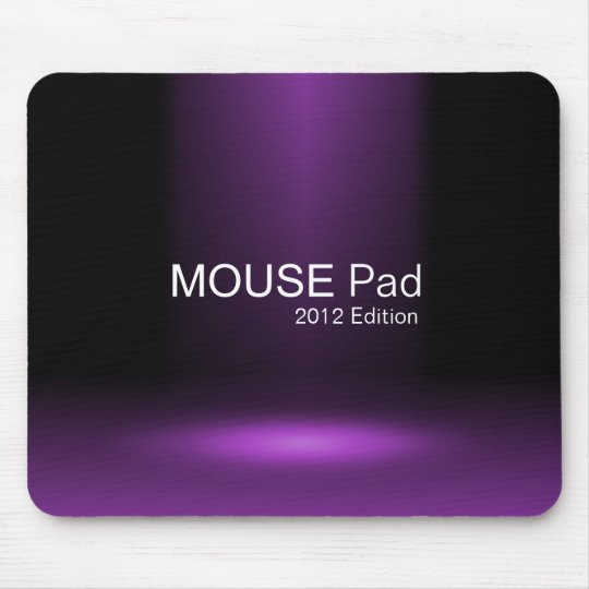2012 edition mouse pad