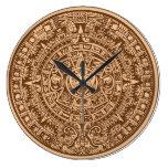 2012:  El Catendar maya Reloj De Pared