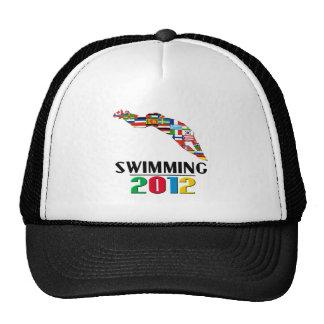 2012: El nadar Gorra