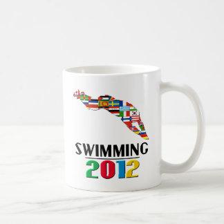 2012: El nadar Taza