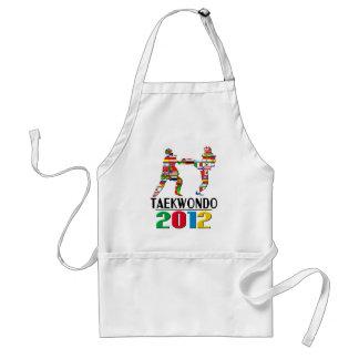 2012: El Taekwondo Delantal