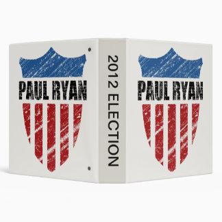 2012 ELECTION 3 RING BINDER