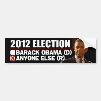 2012 Election - Anti Obama Bumper Stickers