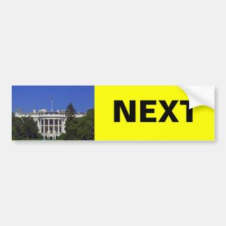 2012 Election Bumper Sticker