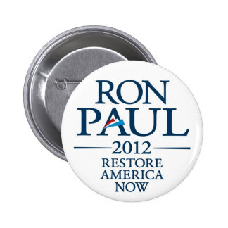 2012 election for President Paul 2 Inch Round Button