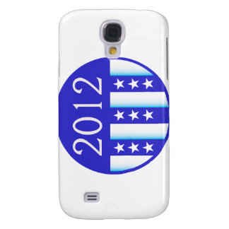 2012 election round seal blue version galaxy s4 cover