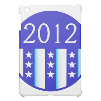 2012 election round seal blue version iPad mini covers