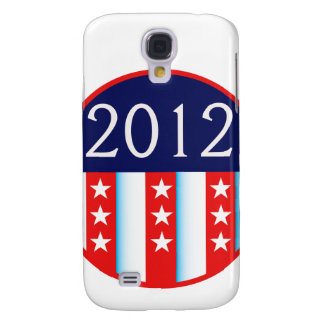 2012 election seal red and blue vote voting samsung galaxy s4 covers