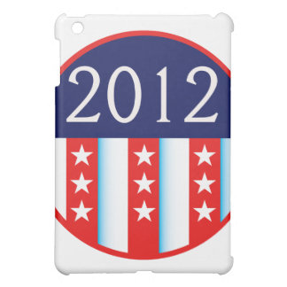 2012 election seal red and blue vote voting cover for the iPad mini