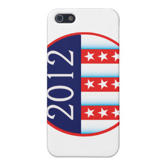2012 election seal red and blue vote voting iPhone 5 cover