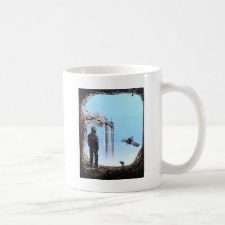 2012- ¡Enfrentando la inevitabilidad - impresión d Tazas De Café