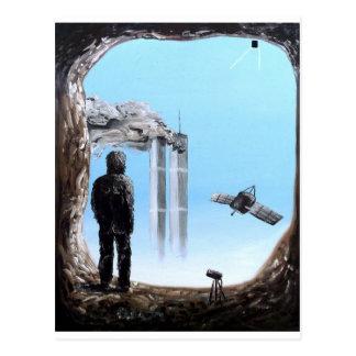 2012- ¡Enfrentando la inevitabilidad - impresión Postal