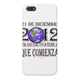 2012 españoles iPhone 5 carcasas