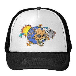 ¡2012 está viniendo!! gorras