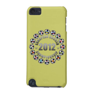 2012 European Soccer Championship iPod Touch 5G Covers