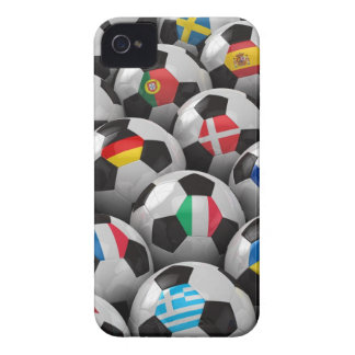 2012 European Soccer Championship iPhone 4 Cover