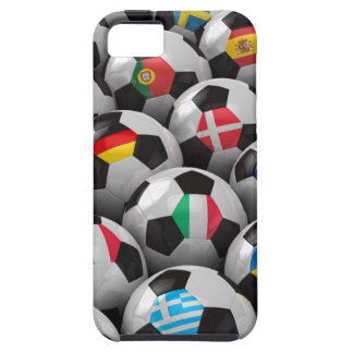 2012 European Soccer Championship iPhone SE/5/5s Case