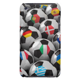 2012 European Soccer Championship iPod Case-Mate Case