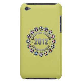 2012 European Soccer Championship iPod Touch Case