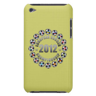 2012 European Soccer Championship iPod Touch Cover