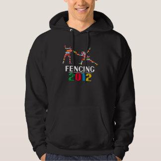 2012: Fencing Sweatshirts